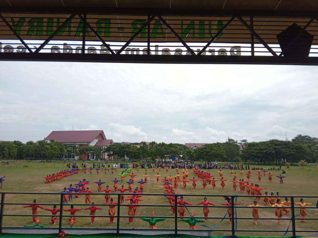 Tarian Masal Dakwah Expo Pukau Wakil Walikota Banda Aceh