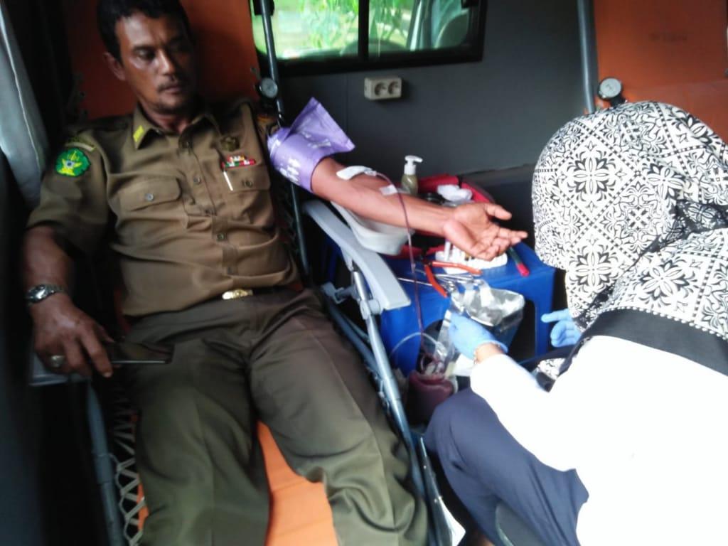 Milad ke-55, UIN Ar-Raniry Sumbang 35 Kantong Darah