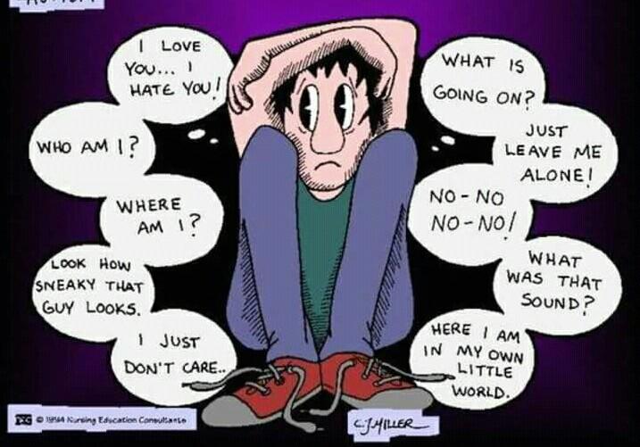 Mengenal 'Skizofrenia' dari Kacamata Psikologi