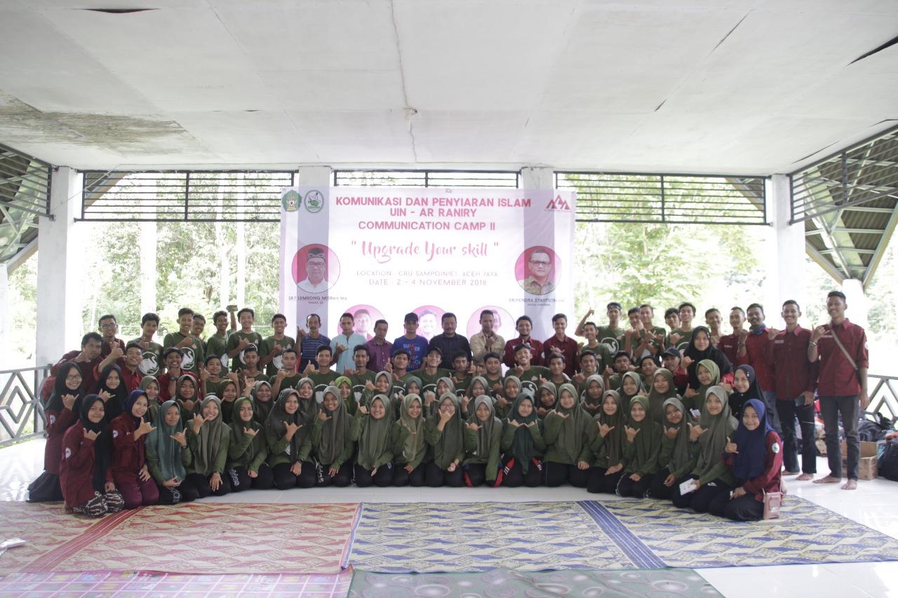 HMJ KPI Kembali Adakan Communication Camp