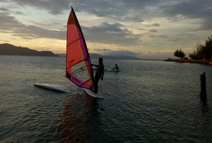 Windsurfing Aceh Butuh Pemain untuk Kejurnas dan PON