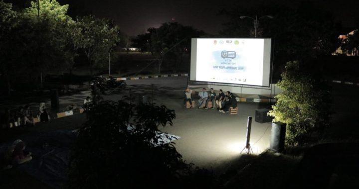 Merayakan Hari Film Nasional di Jalanan