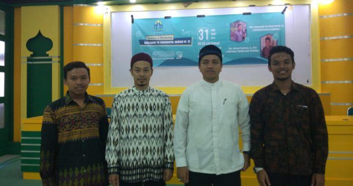 QAF Buka Madinatul Quran dengan Seminar dan Workshop