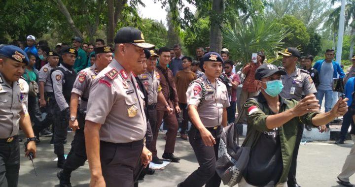 Kapolda Aceh Akan Fasilitasi Mahasiswa Bertemu Plt Gubernur