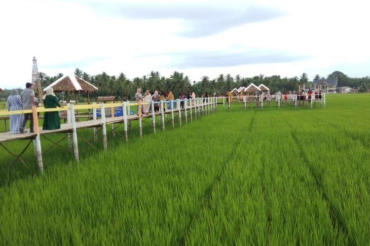 Aceh Utara Sediakan Objek Wisata Baru Dengan Nuansa Klasik Sumberpost Com