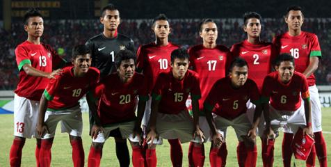 AFC U-19: Hattrick Evan Antar Indonesia ke Myanmar