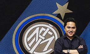 Erick Thohir kuasai 70 persen saham Inter.