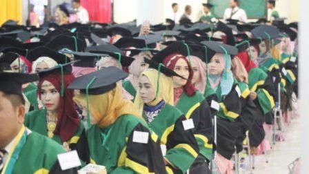Sumberpost TV – UIN Ar-Raniry Wisudakan 1.200 Mahasiswa