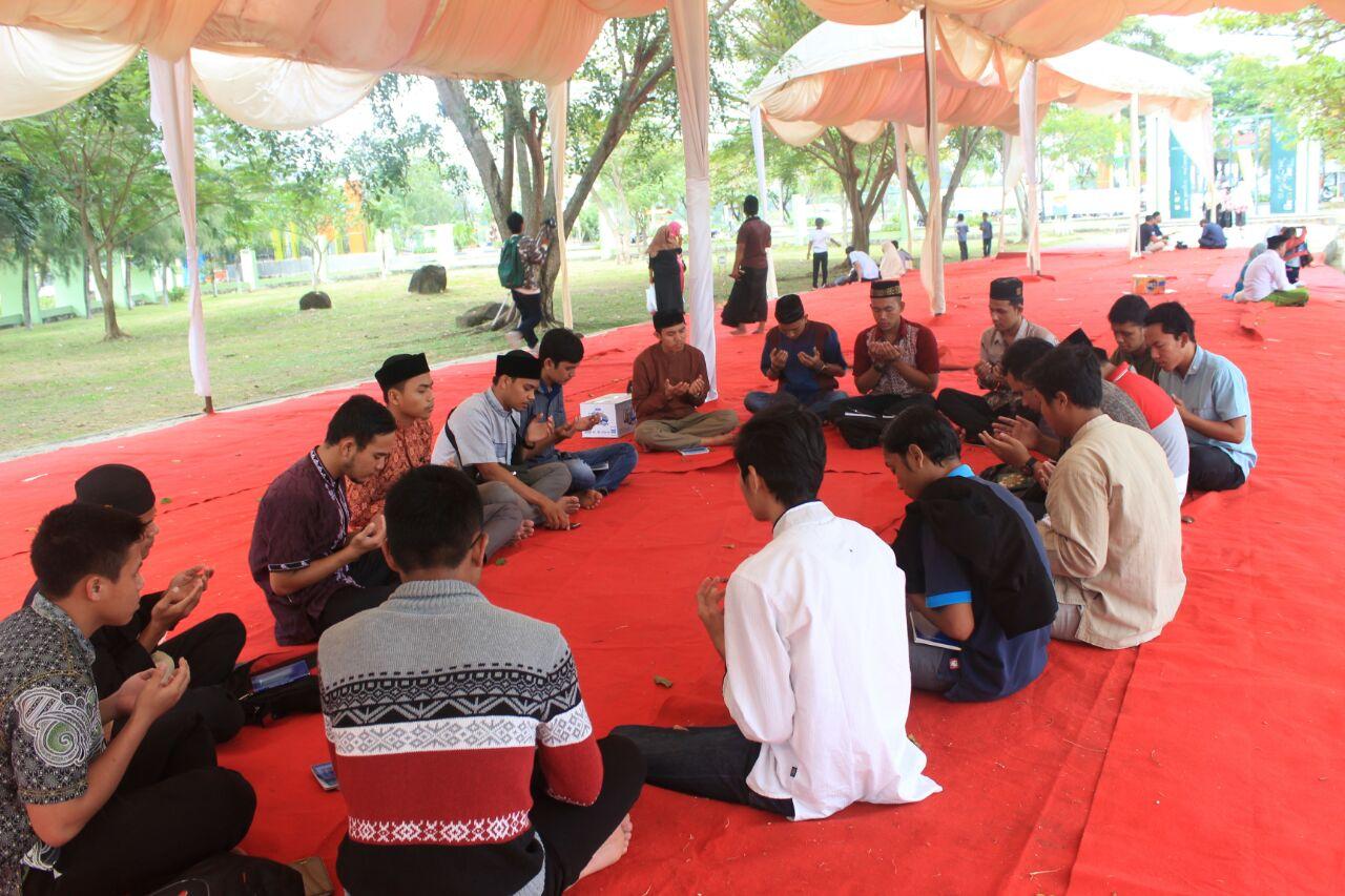 Himapi UIN Ar-Raniry Gelar Doa Bersama