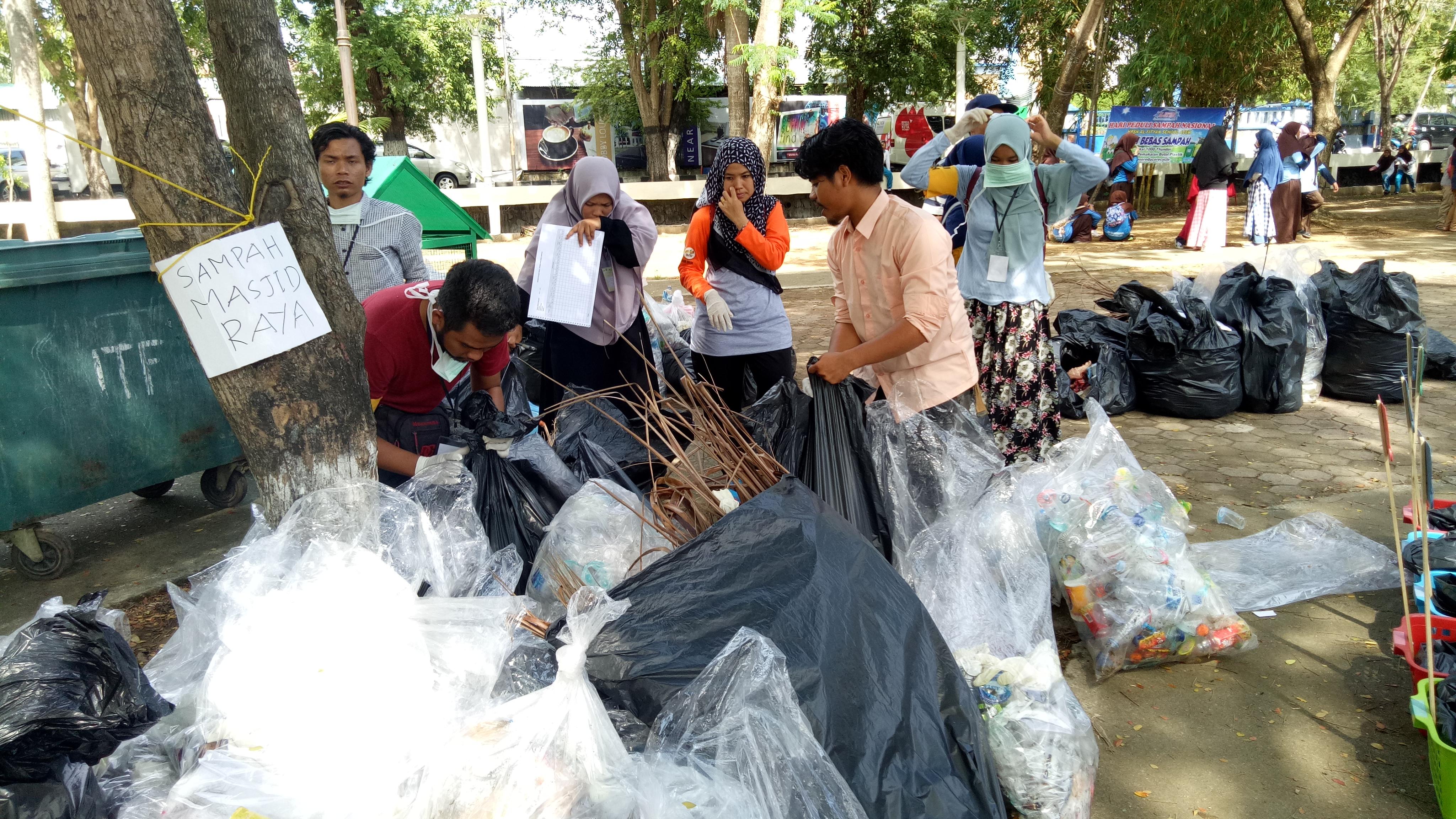 Plastik Dan Botol Mendominasi Sampah Di Kota Banda Aceh
