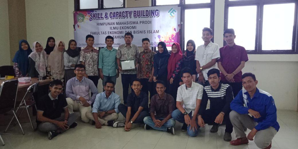 HMP IE Adakan Pelatihan Skill and Capasity Building