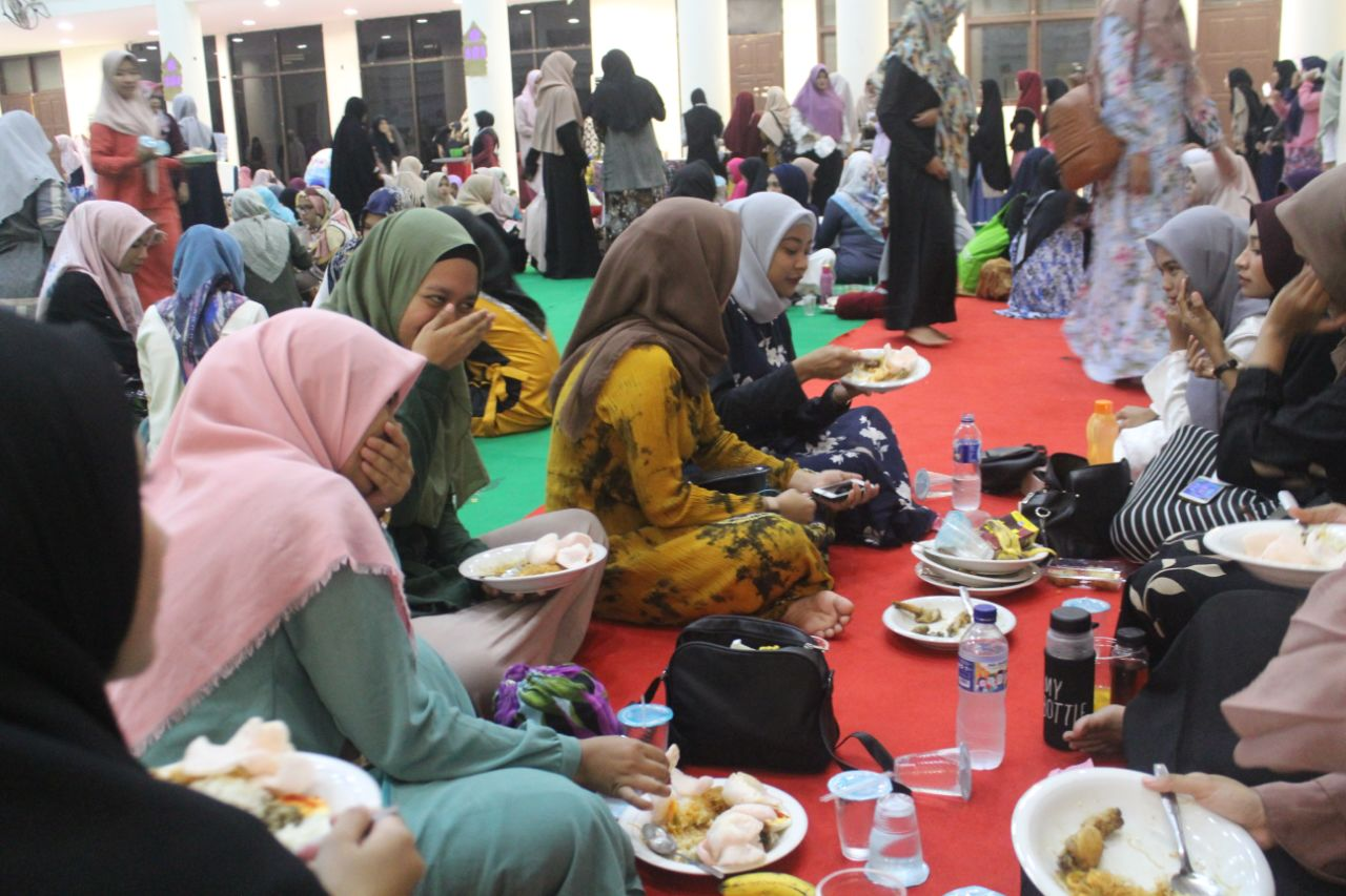 Mega Iftar, Puncak Ramadhan Journey with EDSA