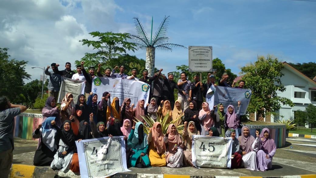 Mahasiswa PBA Peringati Hari Bahasa Arab